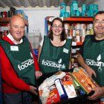 Volunteers at Wimbledon food bank
