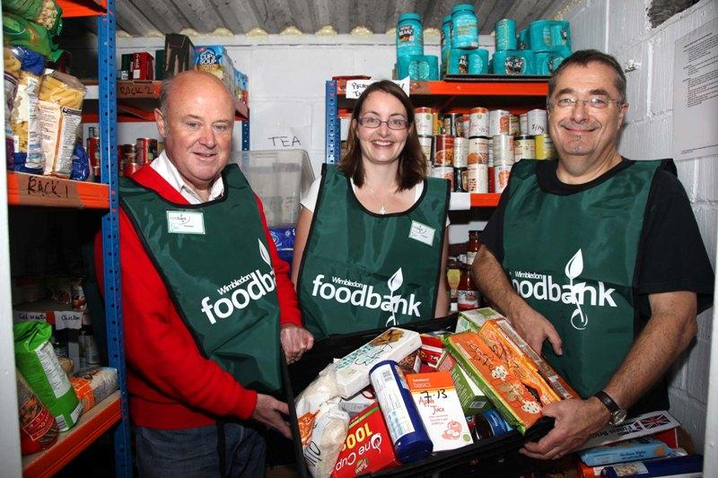 Wimbledon Foodbank – donations needed